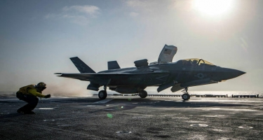 ABŞ Rusiyaya cavab olaraq Alyaskada F-35-ləri yerləşdirir