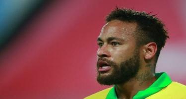 Neymar artıq çəkidə olduğunu deyənlərə cavab verdi - FOTO