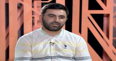 """""""5 il polis işləmişəm"""" - Elnur Mahmudov -  VİDEO"""
