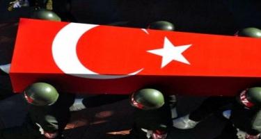 Türkiyə şəhid verdi - 4 yaralı var