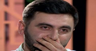 """""""Atam mənə xeyir-dua vermir"""" - Elnur Mahmudov kövrəldi - VİDEO"""