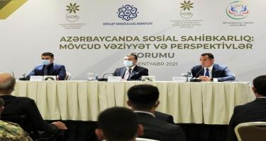 Azərbaycanda Sosial Sahibkarlıq Forumu keçirilib - FOTO