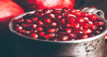 Analizlərdəki 20 göstəricini qaydaya salan - Nar sirkəsinin FAYDALARI