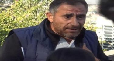 Ermənistanda insident: Qarabağda ölən əsgərin atasını qovdular - VİDEO