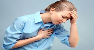 Ürək nədən ağrıyır?