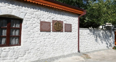 Bülbülün Şuşadakı ev muzeyinə yeni direktor təyin edildi