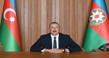 BMT Baş Assambleyasının 76-cı sessiyasının illik ümumi müzakirələrində Azərbaycan Prezidenti İlham Əliyevin videoformatda çıxışı təqdim olunub