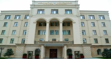 Azərbaycan Ordusunda çağırışçıların hərbi hissələr üzrə bölgüsü aparılıb