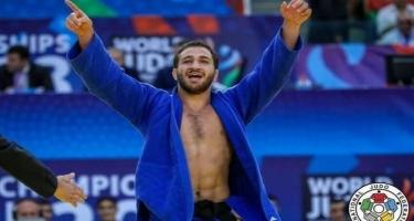 Zaqreb Qran-prisi: Hidayət Heydərov qızıl medal qazandı
