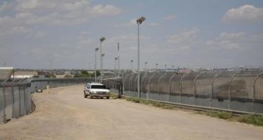 ABŞ sərhədini qanunsuz keçən 14 Meksika hərbçisi saxlanılıb