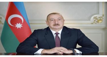 Prezident İlham Əliyev Kürdəmirdə avtomobil yolunun tikintisinə 6 milyon manat ayırıb