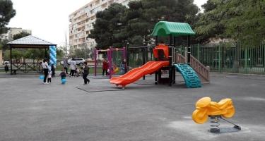 Parklardakı uşaq atraksionları fəaliyyətini bərpa edir