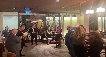 Nizami Gəncəvi Beynəlxalq Mərkəzi iki kitabın təqdimatını keçirib - FOTO