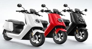 Elektrikli moped üçün hazırlanmış yeni litium-karbon batareya enerjini 90 saniyəyə yığır