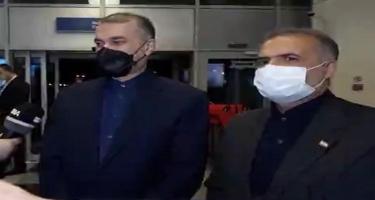 İranın xarici işlər nazirindən Moskvaya təcili səfər: Azərbaycana qarşı KÖMƏK İSTƏNİLİR - VİDEO