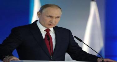 Putin doğum gününü necə qeyd edir?