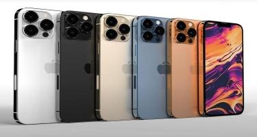 iPhone 13 Pro-nun maya dəyəri məlum olub