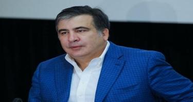 """Atası Saakaşviliyə müraciət etdi: """"Xahiş edirəm, bu aksiyanı bitir"""""""