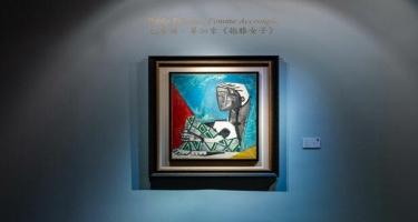 Pikassonun tablosu 24,6 milyon dollara satıldı