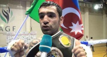 Güneyli boksçunun bu açıqlaması İranı qarışdırdı: