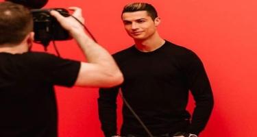 Ronaldodan təşəkkür
