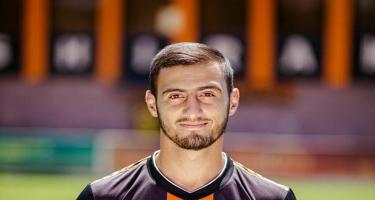 Komada olan erməni futbolçu öldü