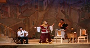 Opera və Balet Teatrında Üzeyir Hacıbəylinin