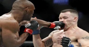 UFC döyüşçüsünün sınmış çənəsinin rentgen görüntüsü fanatları qorxutdu - VİDEO - FOTO