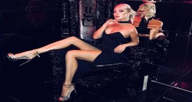 XXI əsrin Merilin Monrosu: Azərbaycanlı model məşhur aktrisaya çox oxşayır - FOTO
