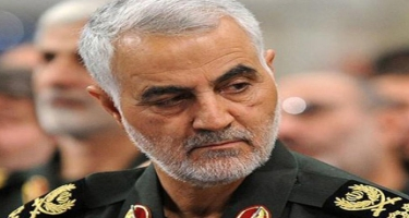 Süleymaninin nəşi İrana gətirildi