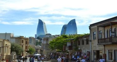 Ötən il Azərbaycana 3,2 milyon turist səfər edib