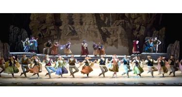 Opera və Balet Teatrında