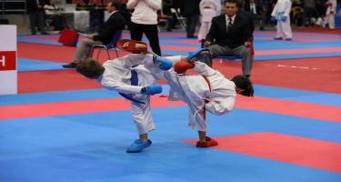 20 Yanvar şəhidlərinin xatirəsinə həsr olunan karate üzrə beynəlxalq turnir bitdi - FOTO