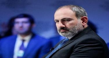 Ermənistanda şok: Nikol bakılılara baş əydi… -  FOTO