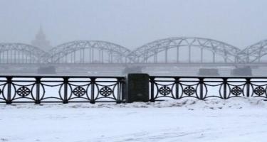 Bu il Latviyada son 60 ilin ən qısamüddətli qarlı günləri qeydə alınıb