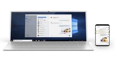Windows 10 Android cihazlar arasında sürətli fayl mübadiləsi funksiyasını əldə edəcək
