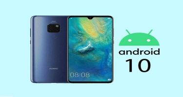 Huawei, Android 10 və EMUİ 10 yenilənmələrini alacaq cihazların siyahısını yayımladı