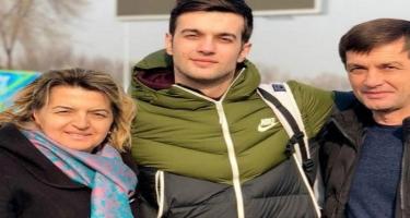 Rusiyalı ifaçı azərbaycanlı anasını göstərdi - FOTO