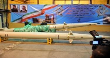 İran yeni nəsil raket silahını təqdim edib
