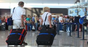 Ötən ay ərzində Azərbaycana 226 mindən artıq turist gəlib
