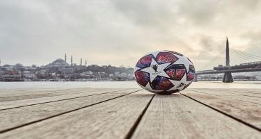 Çempionlar Liqasının yeni topu - FOTO
