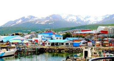 Dünyanın ən cənub nöqtəsindəki möcüzə - FOTO