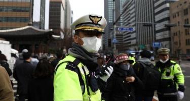 Cənubi Koreyada koronavirusdan ölənlərin sayı 7 nəfərə çatıb