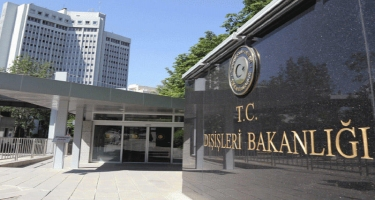 Türkiyə XİN Xocalı soyqırımının ildönümü ilə məlumat yayıb