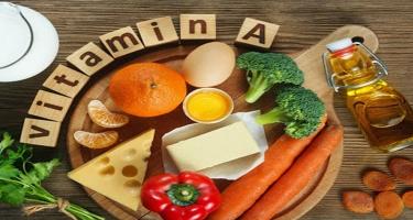 A vitamini çatışmasa bədənimizdə nələr baş verər?