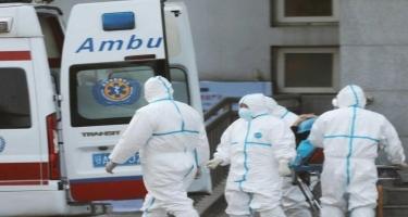 Çindən kənarda koronavirusa yoluxanların sayı 2918 nəfərə çatıb
