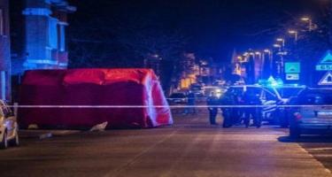 19 yaşlı azərbaycanlı küçənin ortasında güllələndi - Belçikada