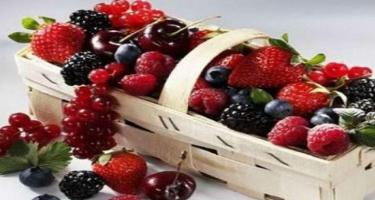 Bu meyvələr xərçəngin qarşısını alır - SİYAHI və FAYDALARI