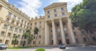 Azərbaycan Afrika İttifaqı Komissiyasına 20 min dollar yardım edib