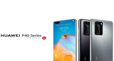 Huawei, P40, P40 Pro & P40 Pro+ modellərini onlayn olaraq təqdim etdi